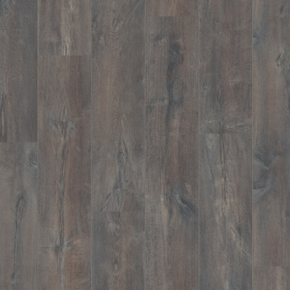 Black Perspective Wide Laminate Caribbean oak dark ULW1546
